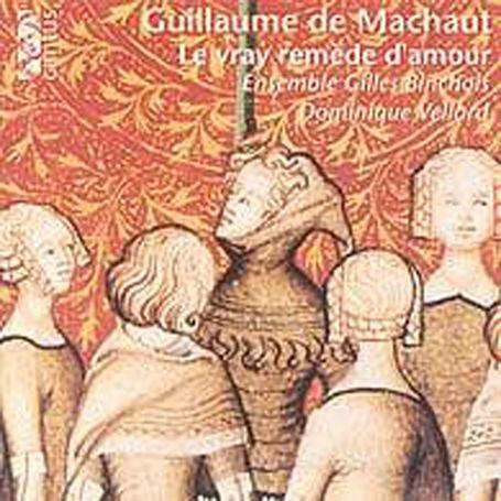 Guillaume de Machaut (1300? - 1377) 51F6GPGZWNL