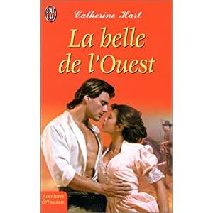 La Belle de l'Ouest de Catherine Hart 51FR5VNAJNL._SL500_AA300_