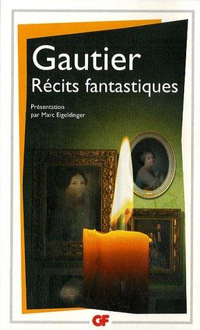Les nouvelles fantastiques de Théophile Gautier 51FjgEb8FvL._SL500_