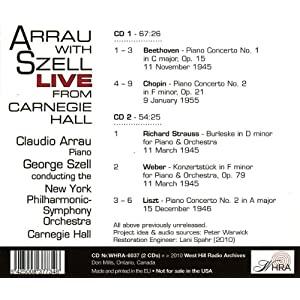 Claudio Arrau - Page 4 51G7kI8WLRL._AA300_