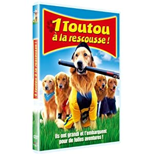 """[Disney] La Saga """"Air Bud"""" (2 films + 12 suites vidéos de 1997 à 2012) - Page 2 51GOKDx%2BxNL._SL500_AA300_"""