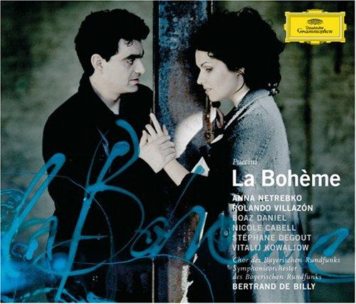 Puccini-La Bohème 51HbXYEioAL