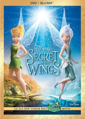 [BD + DVD] Clochette et Le Secret des Fées (13 février 2013) 51HrDCv17KL