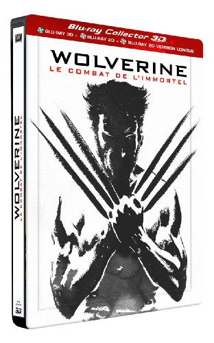 Wolverine : Le Combat de l'Immortel  51IFizQU0BL