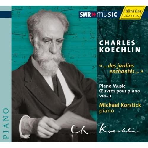 Koechlin - Musique de Chambre et Solos (Piano, flûte etc.) - Page 2 51IGgqat0qL._SS500_