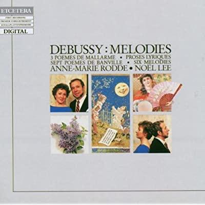 Debussy - Mélodies - Page 2 51IP0nDtk1L._SS400_