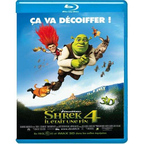 Shrek 4 : il était une fin - Combo Blu-ray + DVD 08/12/2010 51ImPc5r1TL._SS500_