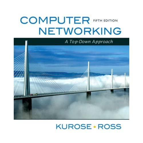 ebook Computer Networking A Top-Down Approach 5th edition 51J0TegpyVL._SS500_