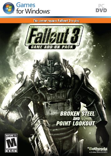 Fallout 3 Broken Steel and Point Lookout [ 2009 ] 51JqxM6orzL