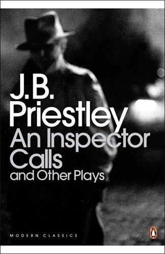 An Inspector Calls et autres pièces de JB Priestley 51KfzMFFHvL