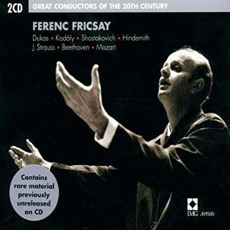 Ferenc Fricsay 51KlklK18tL._SY450_
