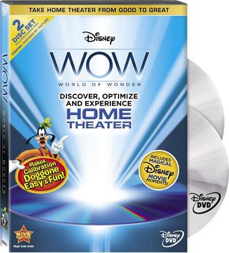 [BD + DVD] WOW : World of Wonders (2010 aux USA - 20?? en France) 51L2qdqqjRL