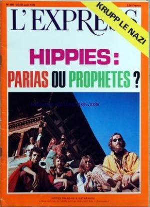 Article de Paris Match sur les hippies (Katmandou, Goa, Kaboul) 51L3AUHDgZL._