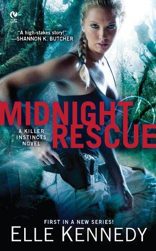 KENNEDY Elle - KILLER INSTINCT tome 1 : Midnight Rescue 51LSx9IiRgL
