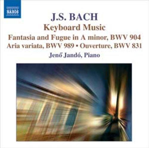 Bach: Concerto Italien-Ouverture à la française 51LrhcrRD%2BL