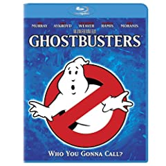 Ghostbusters [Blu-ray] $8.99 After Coupon Code 51M5VN6X8rL._SL500_AA240_