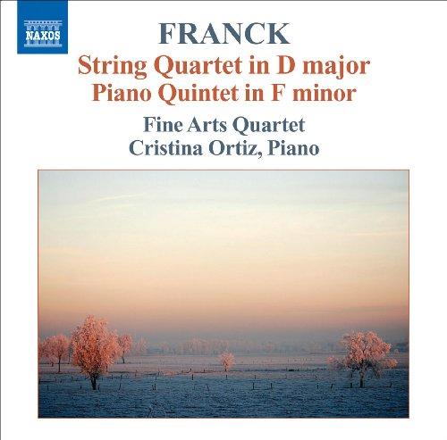 Franck - Musique de chambre (hors Sonate pour violon) 51MZKAZNpTL