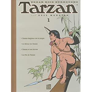 Tarzan par Russ Manning : réédition 51MnPyd2BVL._SL500_AA300_