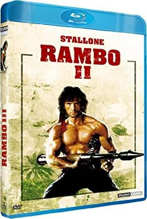 Rambo 2 : la Mission - Rambo : First Blood part 2 - 1985 - George P. Cosmatos 51MqbAKuwWL._SY445_