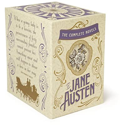 The Complete Novels of Jane Austen : The Heirloom Collection 51MwnLvpISL._SS400_