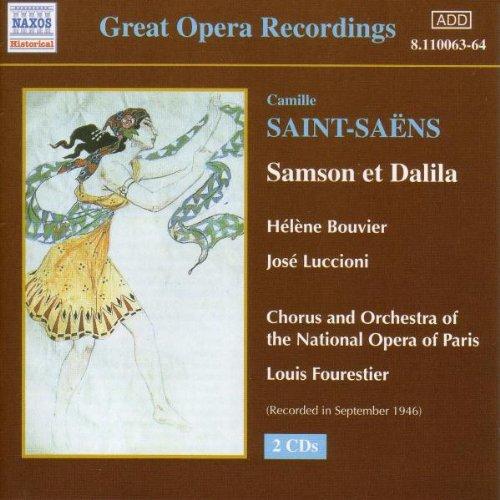 Saint-Saëns: Samson et Dalila - Page 4 51NPd9wnP3L