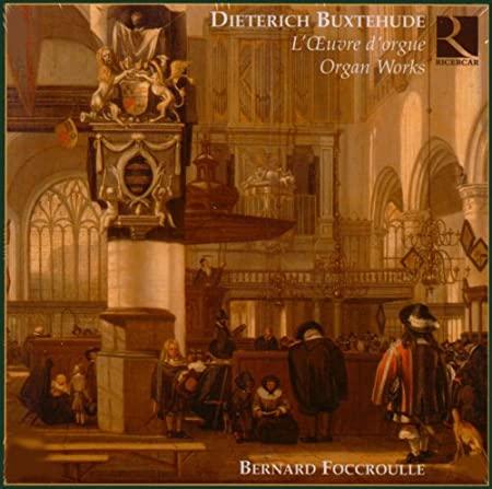 Dietrich Buxtehude (1637 - 1707) - Oeuvres pour orgue 51O9ZA1khVL._SX450_AAA300_