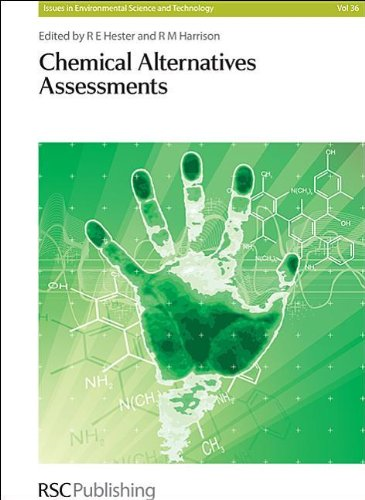 Chemical Alternatives Assessments (Issues in Environmental Science and Technology) 51OHbcVvGKL