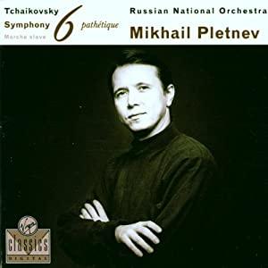 Écoute comparée : Tchaïkovski, symphonie n° 6 « Pathétique » - Page 7 51OMlX61FUL._SL500_AA300_
