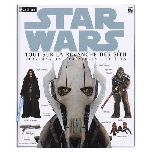 Tout sur les personnages - creatures et droides - Nathan 51P8513T71L._SS500_