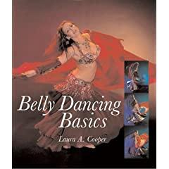 Belly Dancing Basics-Laura Cooper 51PAV96VEKL._AA240_