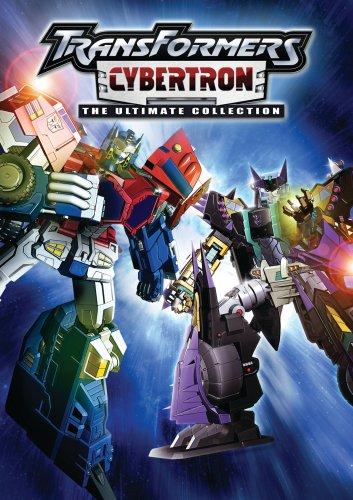 DVD des Épisodes de… Transformers Armada, Énergon et Cybertron ― En Anglais et Français 51PDkPg0xaL