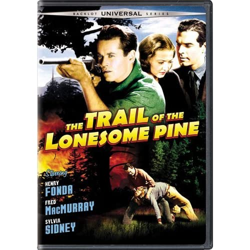 maudit - La fille du bois maudit - The Trail of the lonesome Pine - 1936 - Henry Hathaway 51PNOFd5drL._SS500_