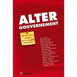 """""""l'altergouvernement"""": 18 ministres-citoyens pour une réelle alternative 51Pd6cyfwLL._SL500_AA300_"""