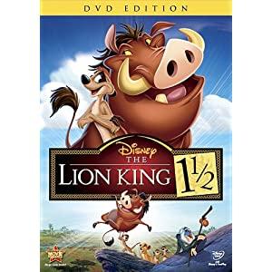 [BD + DVD] Le roi lion 2 et 3 (Novembre 2011) - Page 2 51PfyUm5oyL._SL500_AA300_