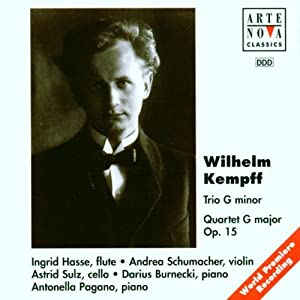 Wilhelm KEMPFF (1895 - 1991) 51Po-udlO8L._SL500_AA300_