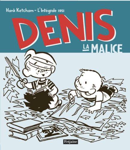 Hank Ketcham et Dennis the Menace ( Denis la Malice ) 51PxkVOLKuL