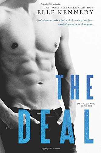 KENNEDY Elle - OFF-CAMPUS - tome 1 : The Deal 51PyfKWSpWL
