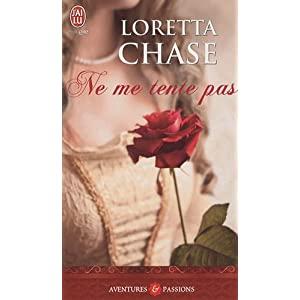 Coeurs Captifs - Tome 2: Ne me tente pas de Loretta Chase 51QqyhnDuAL._SL500_AA300_