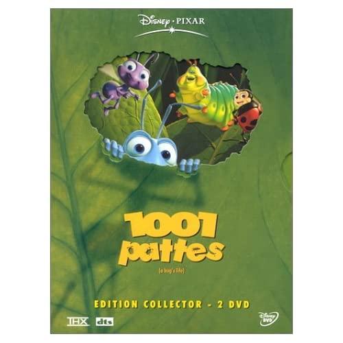 [DVD] 1001 Pattes (a bug's life) - Édition Collector (27 novembre 2002) 51RXESPA92L._SS500_
