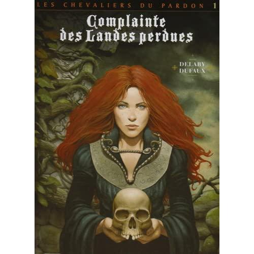 Dufaux/Delaby -  Moriganes - Complainte des Landes perdues (Les Chevaliers du Pardon) T1 51RZUbUPElL._SS500_