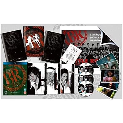 Battle Royale - 3 Disc Box Set (Royaume Uni) 29/11/2010 51SCSahJgML._SS400_