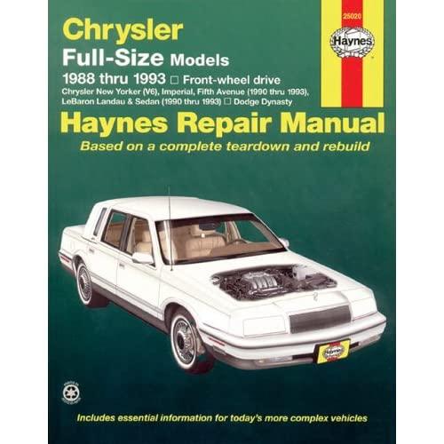 Dodge Dynasty et Chrysler New Yorker 51SEG87W35L._SS500_
