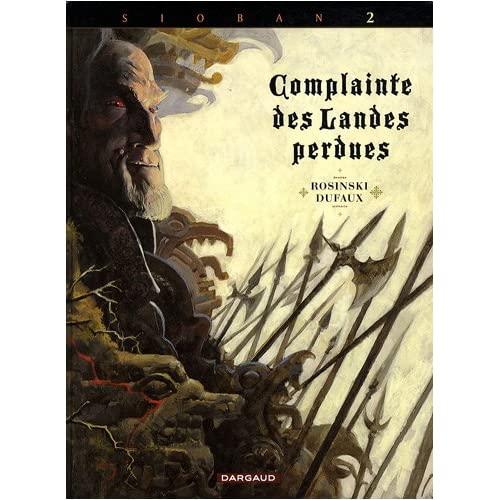 Dufaux/Rosinski - Blackmore - Complainte des Landes perdues (Sioban) T2 51Sqxa7qJTL._SS500_
