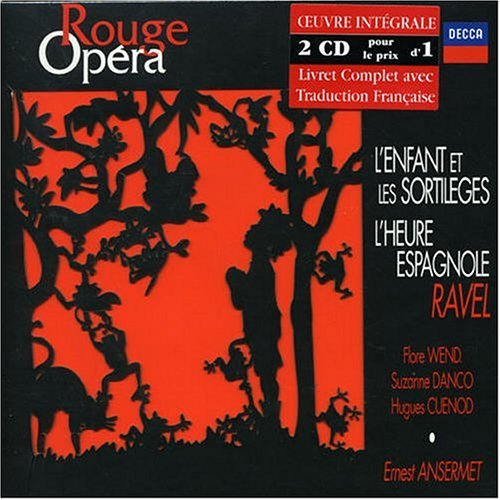 Ravel - Opéras 51T06G2RC8L._