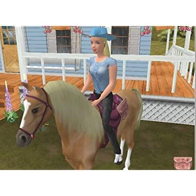 مجموعة من العاب باربي Barbie games 51T13CEY8GL._SS400_