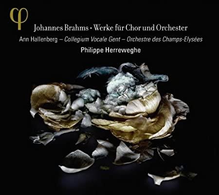 Brahms: rhapsodie pour alto et choeur d'hommes... 51T76G1bbWL._SX450_