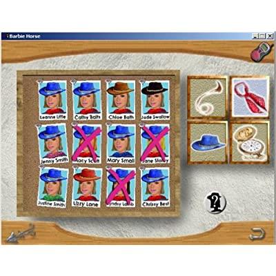 مجموعة من العاب باربي Barbie games 51TJ74GGHQL._SS400_