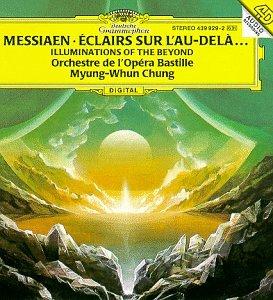 Messiaen - Des canyons aux étoiles, Eclairs sur l'au-delà 51TN2ANAABL