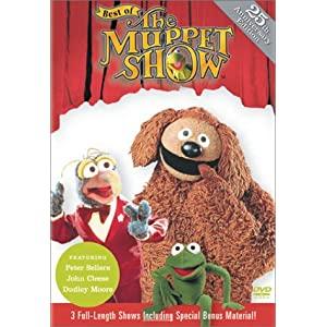 بإنفراد تام تحميل جميع مواسم مسرح العرائس المابيت شو الخمسة كاملة / The Muppet Show Full season 1- 5 51TX2BA44BL._SL500_AA300_