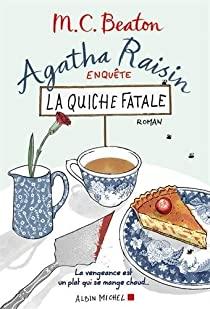 Agatha Raisin mène l'enquête : La Quiche Fatale 51TXlwfH7OL._SX210_